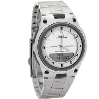 86ba71eb31a Relógio Masculino Casio Analogico Digital Esportivo