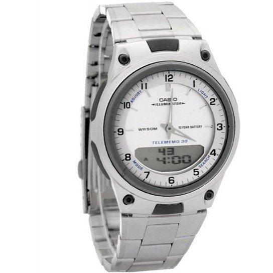 823062e8d30 Relógio Masculino Casio Analogico Digital Esportivo - Compre Agora ...