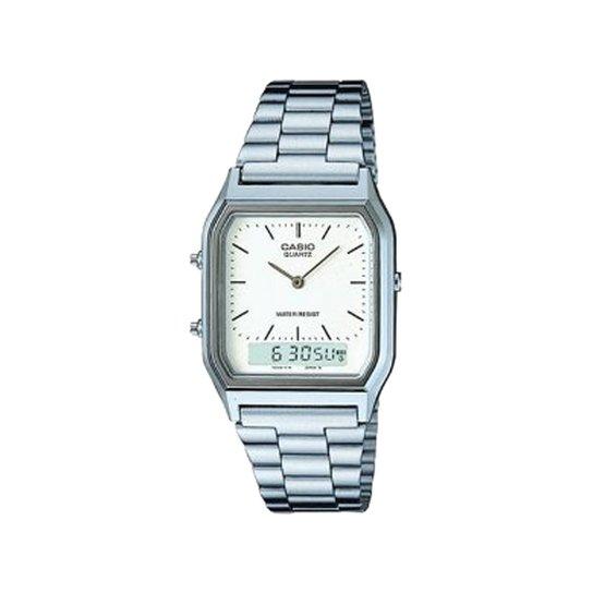 4e57ae048fa Relógio Casio Vintage AQ-230A-7DMQ - Compre Agora