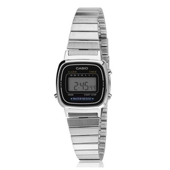 31accb8759d Relógio Casio Vintage LA670WA-1DF - Compre Agora