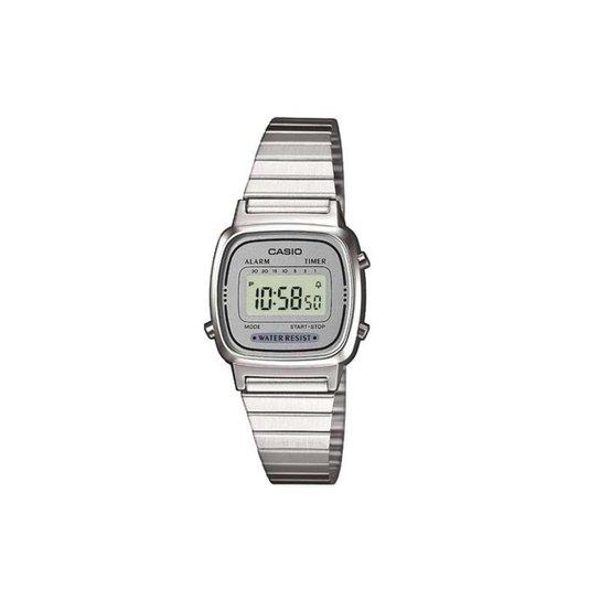 a1b2665d234 Relógio Casio Vintage LA670WA-7DF - Compre Agora