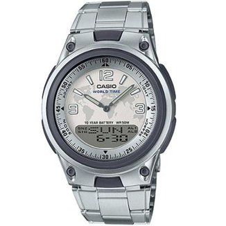b95f9e463c4 Relógio Masculino Casio Digital Aw-80D-7A2vdf