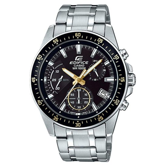 7d521b5f7e8 Relógio Masculino Casio Edifice Efv-540D-1A9vudf - Compre Agora ...
