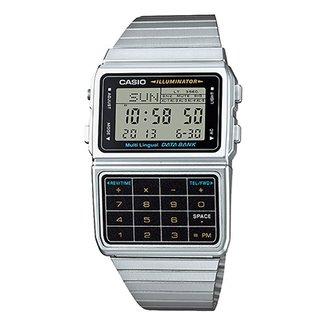 fe3fc038ecf7 Relógio Casio Vintage Digital DBC-611 Masculino