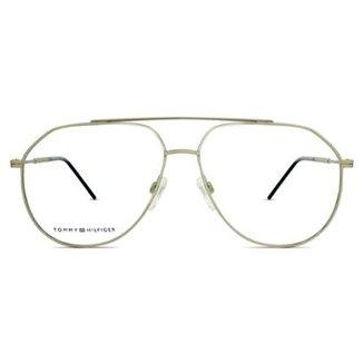 661384328 Óculos de Grau Tommy Hilfiger TH