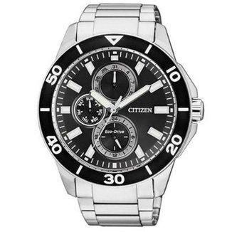 6cb425d818a Relógio Masculino Citizen Eco-Drive TZ30491T 43mm Aço