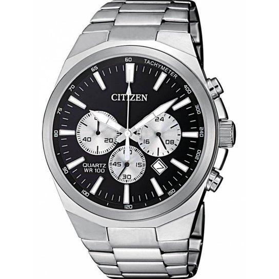 d84f7faa0e8 Relógio Citizen Masculino - Prata - Compre Agora