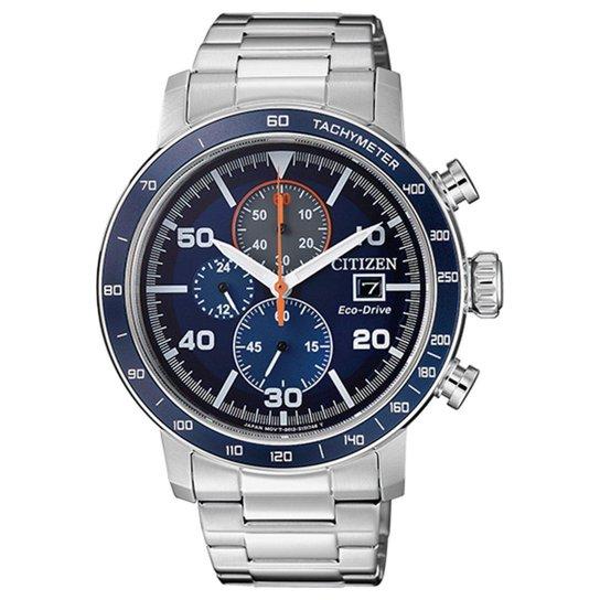 3da1ef43dd8 Relógio Citizen Analógico TZ31187F Masculino - Prata - Compre Agora ...