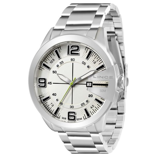 Relógio Lince Analógico MRM4333S-B2SX Masculino - Compre Agora   Zattini 7f61727d45