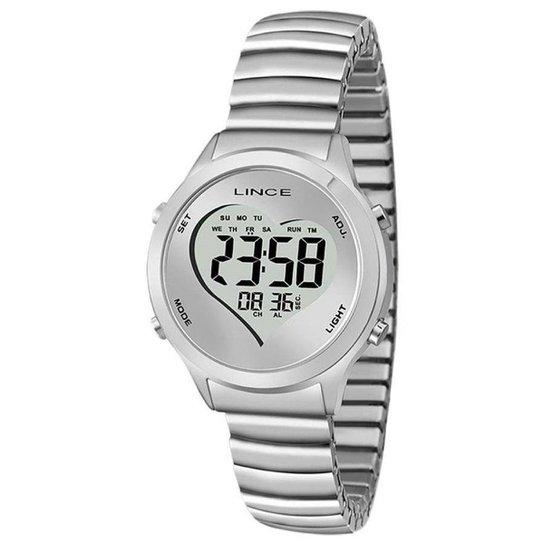 f516de0bf25 Relógio Feminino Lince Digital Sdph062l Bssx - Compre Agora