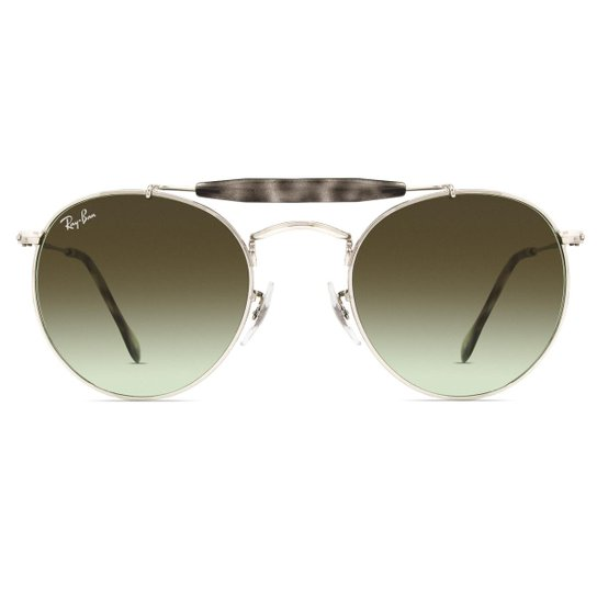 Óculos Ray Ban Clubmaster Wood - Compre Agora   Zattini 9c729aca66