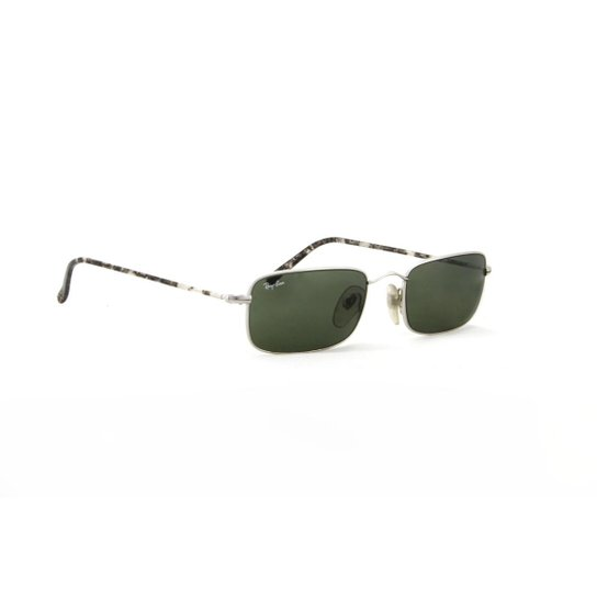 33d28d06f0878 Óculos de Sol Ray Ban Metal Haste Mármore Lente - Compre Agora   Zattini