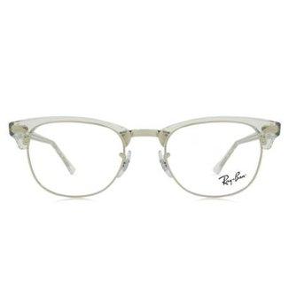 df90dc8d2 Óculos de Grau Ray Ban Clubmaster RX