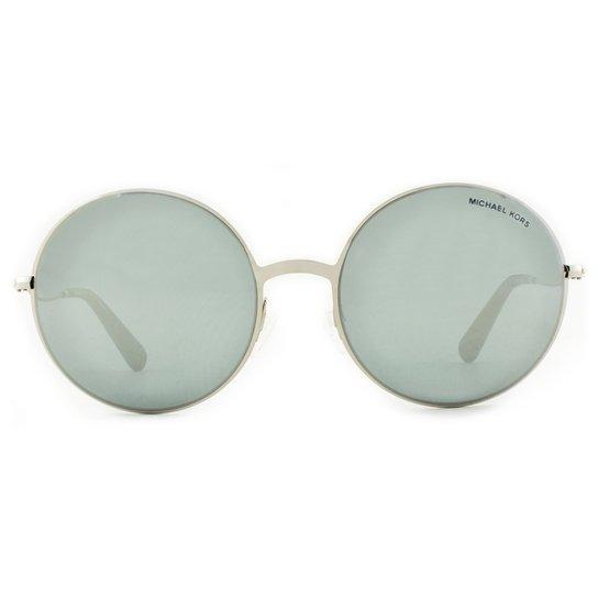 Óculos de Sol Michael Kors Kendall II MK5017 10011U-55 Feminino - Prata d7a7a3049c