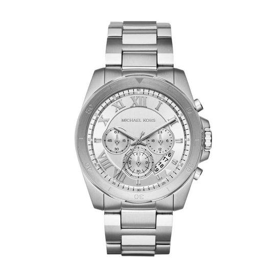 2a4cc22c131 Relógio Michael Kors Feminino Brecken - Compre Agora