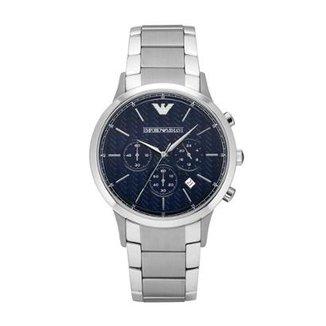 bf1fdeb7635 Relógio Armani Empório AR2486 1PN 43mm