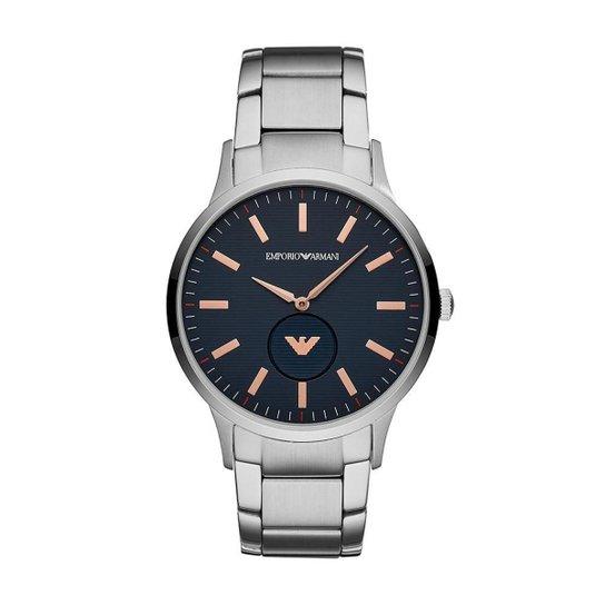 a8174825780 Relógio Empório Armani Masculino Renato - AR11137 1KN AR11137 1KN - Prata