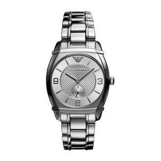 371fe59e137 Relógio Emporio Armani Masculino Prata - HAR0345 N HAR0345 N