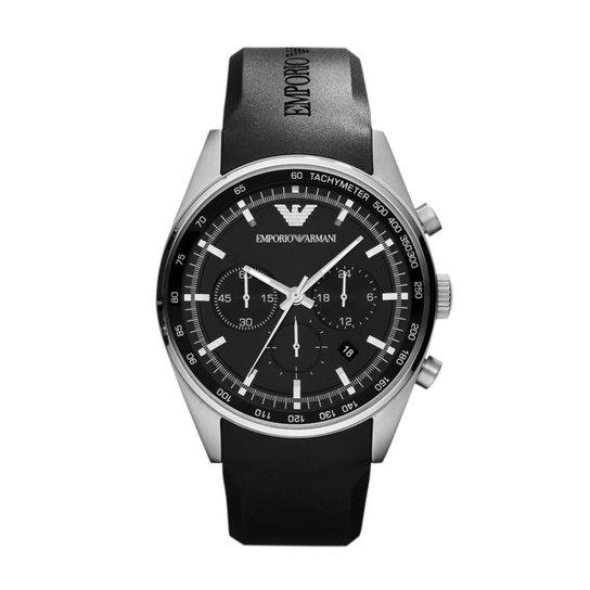 ed35696a9d7 Relógio Emporio Armani Masculino - HAR5977 Z HAR5977 Z - Prata ...