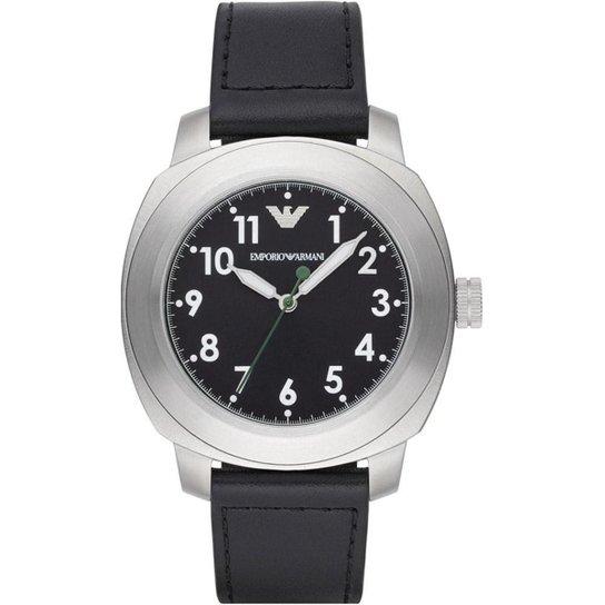 18b382fdd6b Relógio Emporio Armani Masculino - Compre Agora