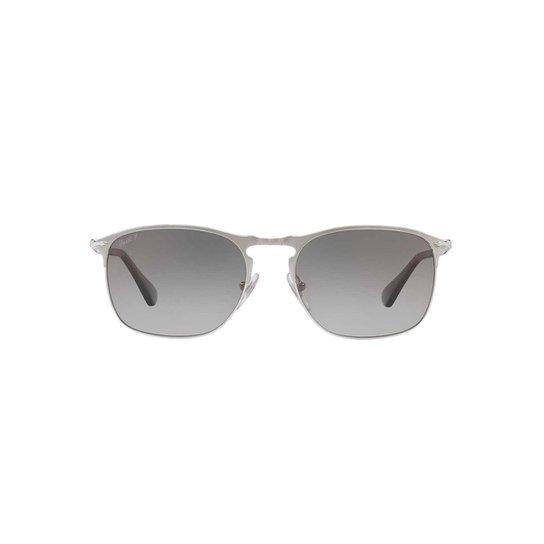 Óculos de Sol Persol Piloto PO7359S Masculino - Prata - Compre Agora ... 7440c11e8c