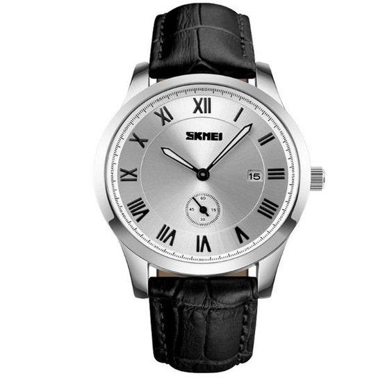 7ab826a293a Relógio Skmei Analógico 1132 - Compre Agora