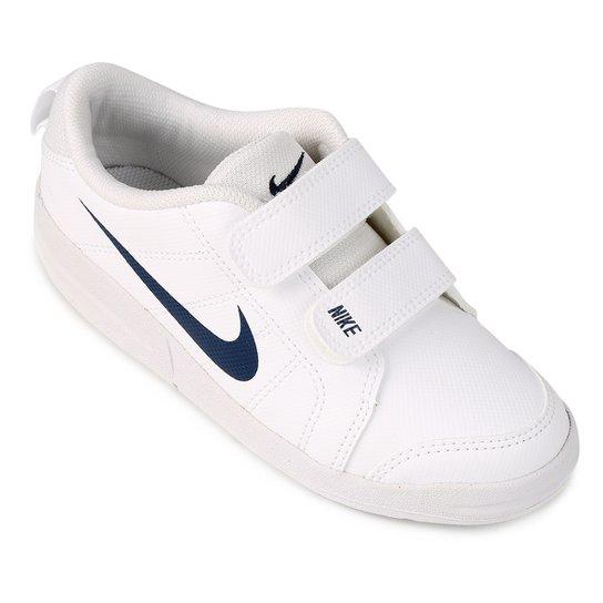 0387c71ede2 Tênis Infantil Nike Pico Lt - Branco e Azul - Compre Agora