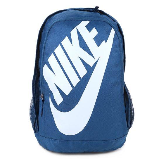 88da12527 Mochila Nike Hayward Futura 2.0 - Branco e Azul Claro | Zattini