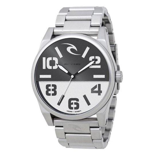 a1ad7346b0f Relógio De Pulso Ripcurl Flyer - Prata - Compre Agora