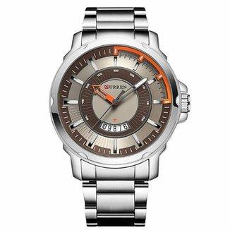 e16f2efa669 Relógio Masculino Curren Analógico 8229