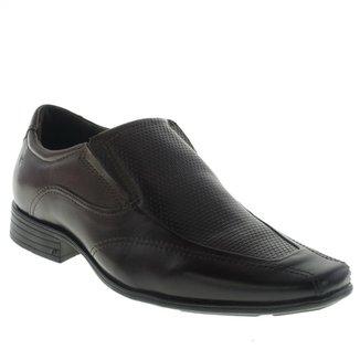 a33bc9c80 Sapato Social Couro Pegada Anilina · Confira · Sapato Pegada