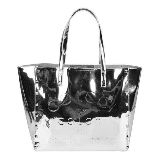 644a3a65d Bolsa Colcci Tote Shopper Metal Bordado Feminina | Zattini