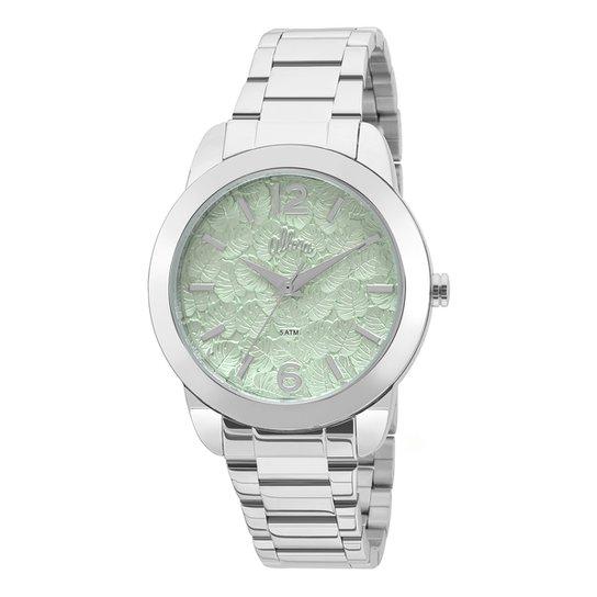 2aee346e7e3 Relógio Allora Feminino AL2036FGU - Prata - Compre Agora