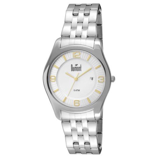 66f0d7d3645 Relógio Dumont Analógico - Compre Agora