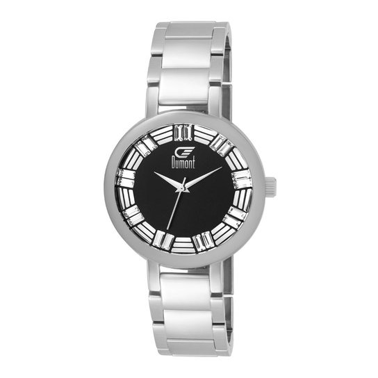 Relógio Dumont Splèndore - Compre Agora   Zattini 5426331d8f