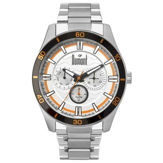 2f6a3c281ac Relógio Dumont Garbo DU6P29ACC 3K Masculino