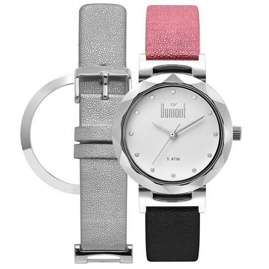 779a35a0a9e Relógio Dumont Analógico DU2035LUK3B Feminino - Compre Agora
