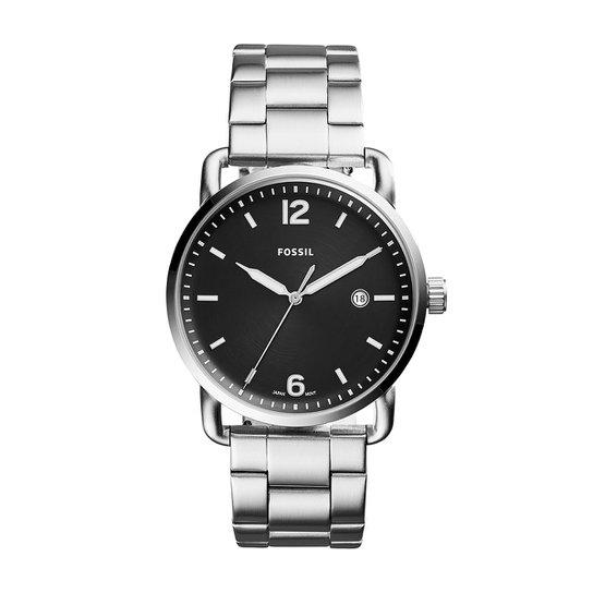 e99435a7c77 Relógio Analógico Fossil FS53911KN Masculino - Compre Agora