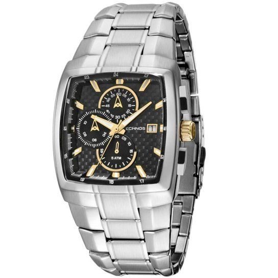522a4473029 Relógio Technos Performance TS Carbon OS1AAV 1P 46mm - Compre Agora ...
