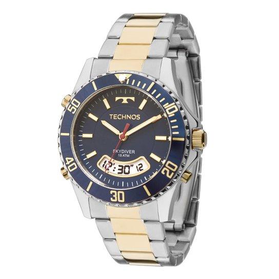 4244cd11ebf Relógio Technos Analógico T205JC5A Masculino - Compre Agora