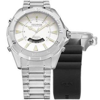 03b272c9071 Relógio Masculino Technos Casual T205fx 1B
