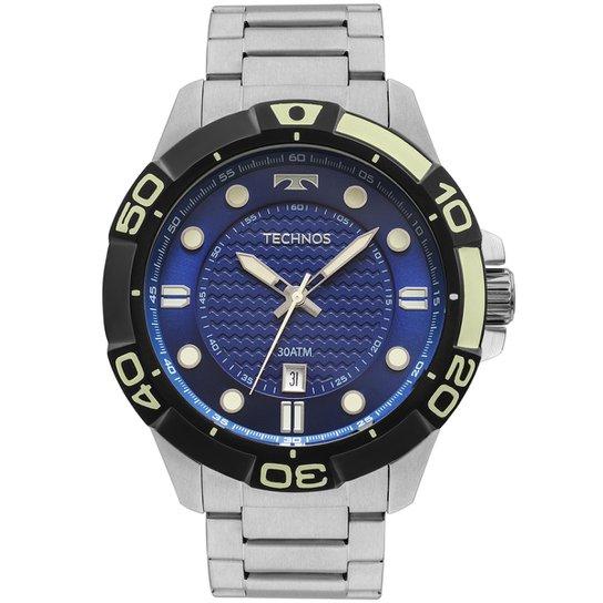 3cfda8cf171 Relógio Technos Analógico 2315KZQ0A Masculino - Compre Agora