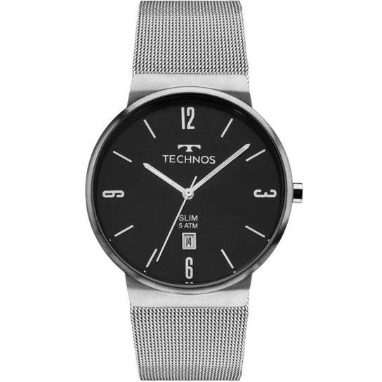 5849692cbc2e3 Relógio Technos Unissex Slim GM10YI 1P GM10YI 1P - Compre Agora ...