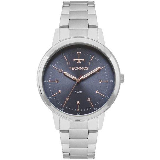 9fdf9aaa29f4c Relógio Feminino Technos Elegance Dress 2035Mfo 1A - Compre Agora ...