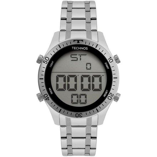 eab04fd6f6b Relógio Technos Masculino Racer - T02139AC 1C T02139AC 1C - Prata ...