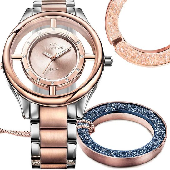 c28824f2cdd Relógio Technos Signature Feminino - Compre Agora