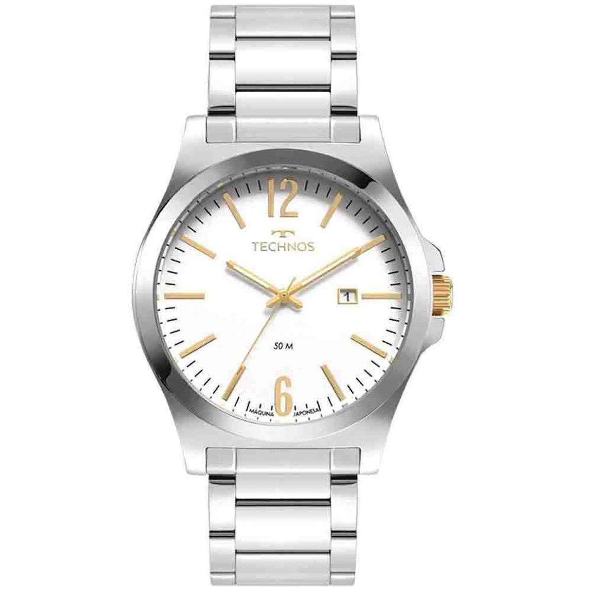 Relógio Technos Análogico Stell 2115MXP Masculino