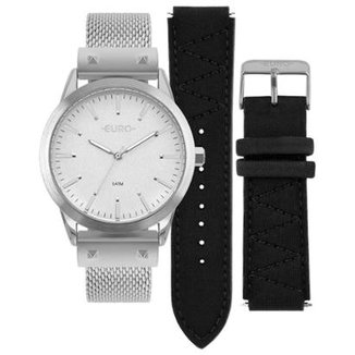 b0bad647a0e Relógio Euro Feminino Neoprene - EU2035YOL 3K EU2035YOL 3K