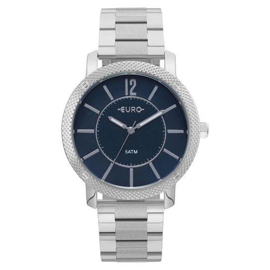 536b8fc922 Relógio Euro Texturas Feminino - Compre Agora