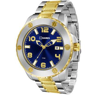 6e0bfdb72c1 Relógio Masculino X Games Xmts1003 D2sk Big Case B